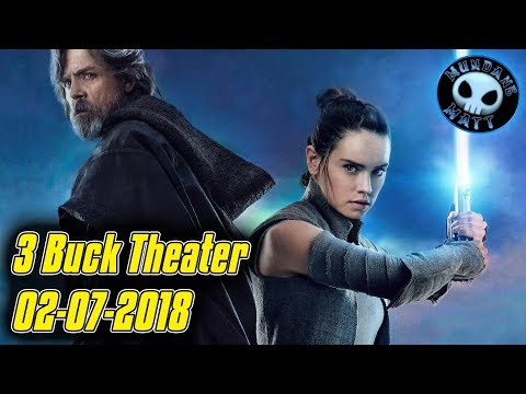 DEADPOOL 2 trailer, VENOM Poster, STAR WARS TV Shows & more - 3BT