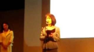 子宮頸がんを考える市民の会」副理事長 高山須美子 2010.6.2 19:00~