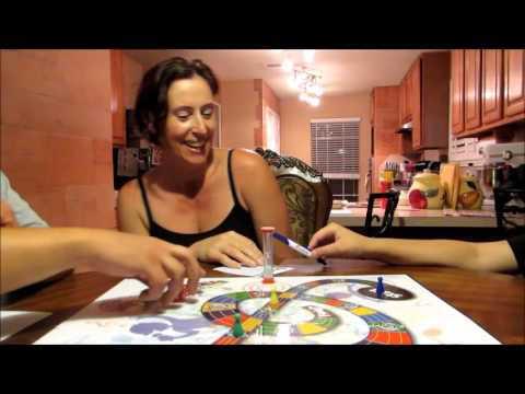 Spontuneous – Family Board Game Night
