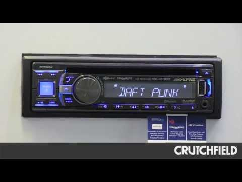 Alpine Car Receivers, Pandora & Android Technology | Crutchfield Video