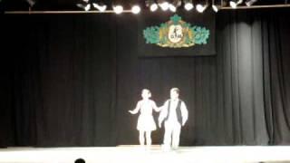 Fran y Mariana Cordoba Nov 2010 - Lindy Hop Argentina
