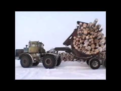 """Верхнетоемский район Архангельской области. Предприятие АО """"Двинлес"""", 2004 год."""