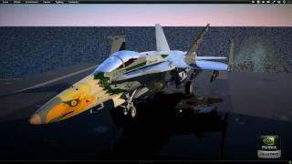 Design Garage For Quadro Featuring Nvidia Application Acceleration Engines