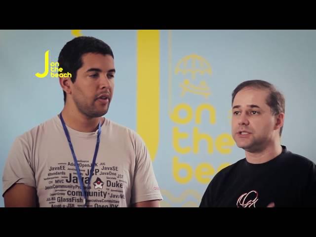 Otávio Santana And Bruno Souza Interview - JOTB16