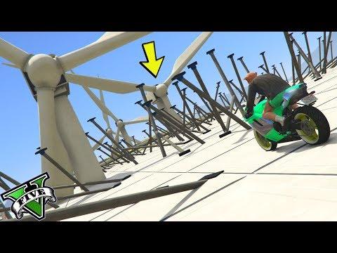 GTA 5 ONLINE 🐷 99999% IMPOSSIBILE !!! 🐷 GARE PARKOUR 🐷N*160🐷 GTA 5 ITA 🐷 DAJE !!!!!!