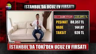 İstanbul'da TOKİ'den ucuz ev fırsatı
