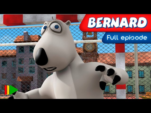 Bernard Bear - 130 - Indoor Football