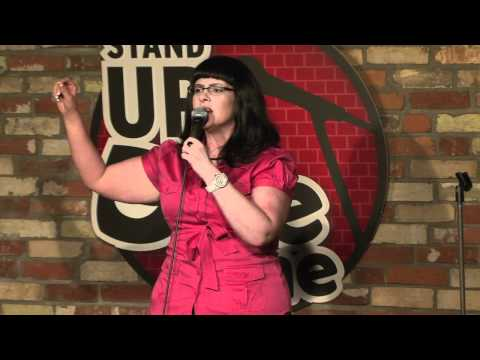 Allyson Smith  Stand Up & Bite Me Round 3 Contestant 4