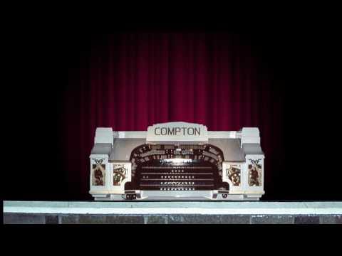 Organ Celebrities   5  Ronald Curtis  UPDATED VERSION
