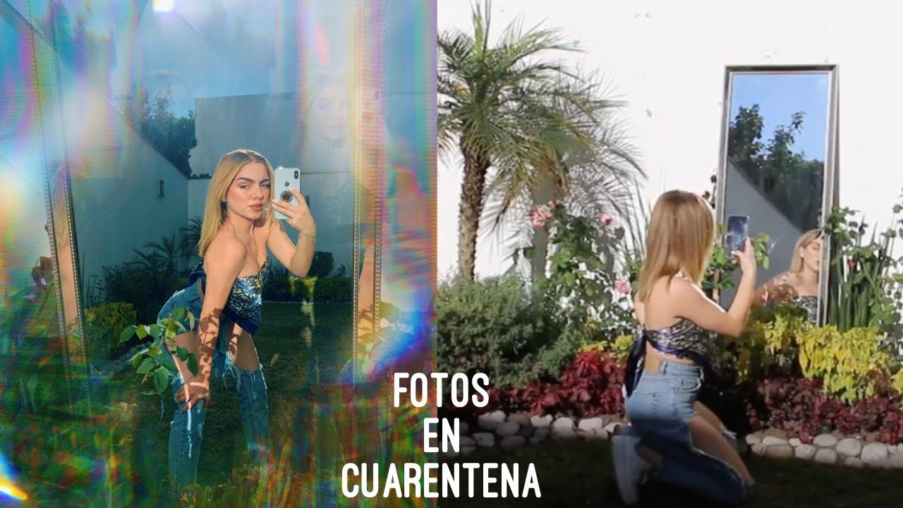 Tomándome fotos Sola en Cuarentena | Danny Alfaro