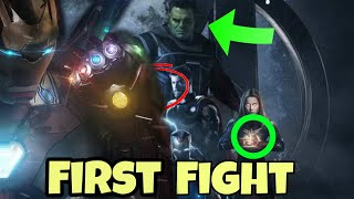 Avengers Endgame First Fight Scene | Avengers Endgame First Fight