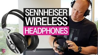 Sennheiser Wireless Headphones Unboxing: HD 4.50BTNC, PXC 550, & HD1 | T-Mobile