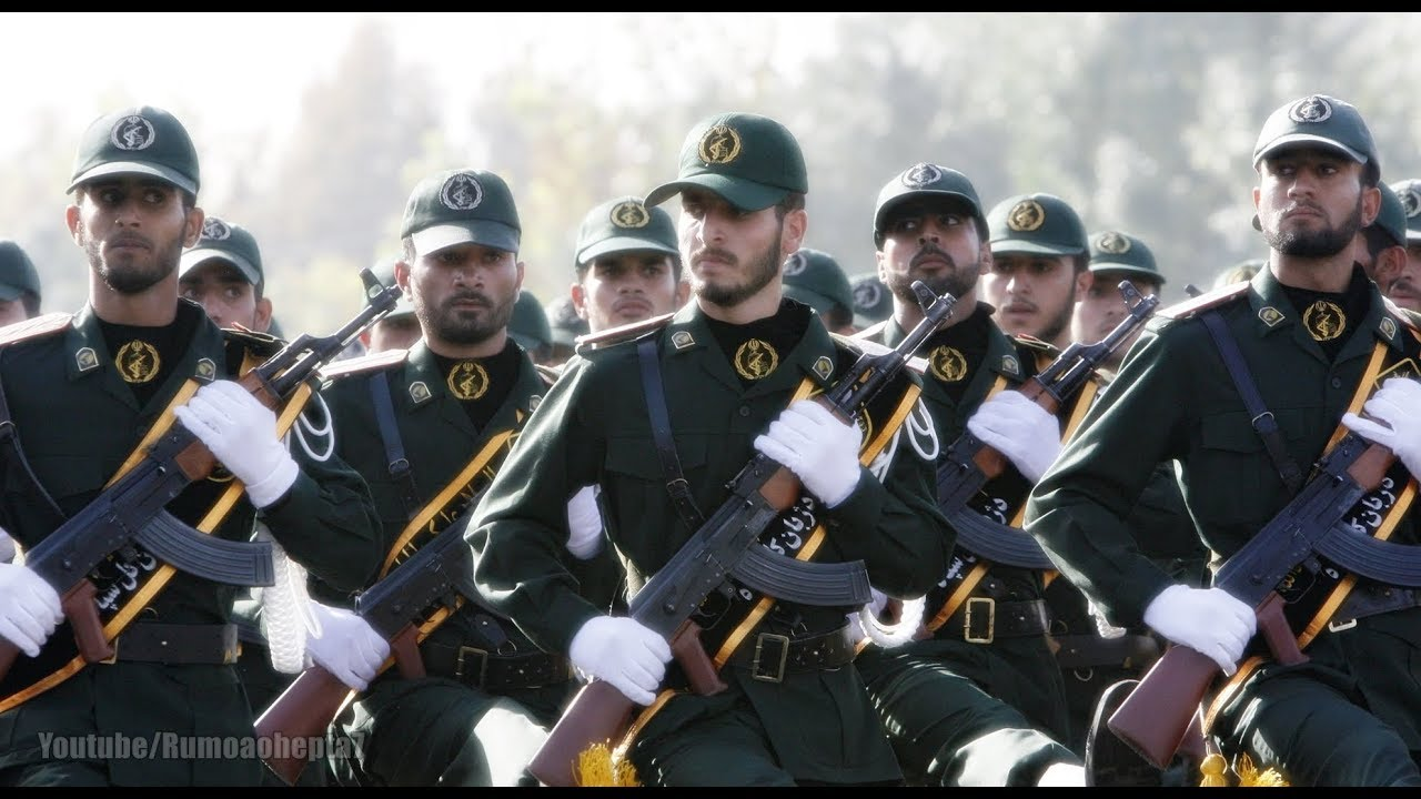 Iran Military Parade: National Army Day 2018