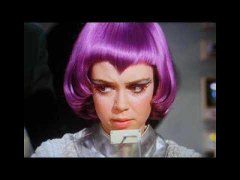 Gabrielle Drake in UFO