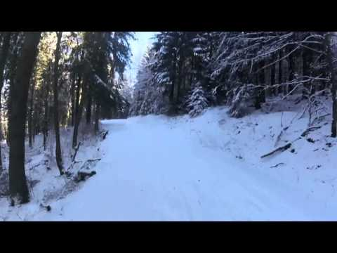 Let it snow (37km) - Suhl, Germany 27/2/16 (no music)