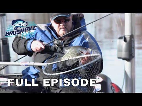BrushPile Fishing: Full Episode – Santee Swamps (Season 3, Episode 13)