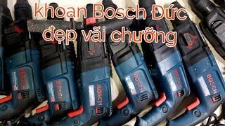 Sale Lô Máy Bosch Đức Zin 220v Đẹp Chưa Từng Có