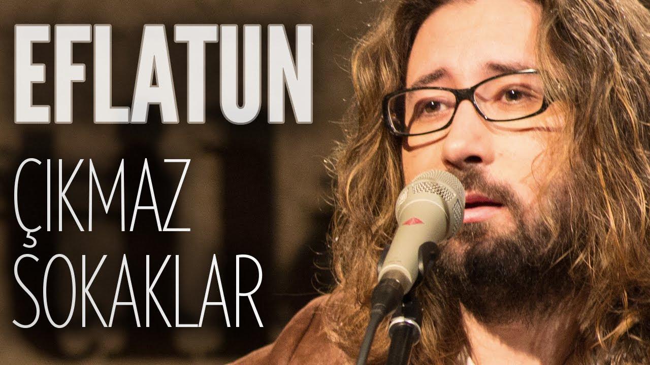 Eflatun feat. Burcu Güneş -Çıkmaz Sokaklar / Lyrics HD