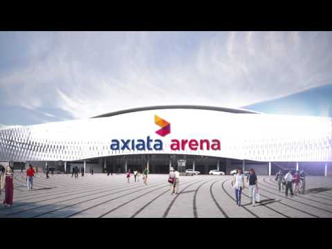 The Launching of Axiata Arena