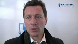 Christian Bassedas - manager de Vélez