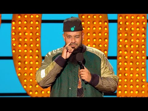Guz Khan's Neighbour Had Doubts About Him | Live At The Apollo | BBC Comedy Greats