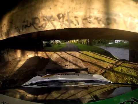 Onboard Street Stage com XRC de Neves/Ferrarini - Rally de Morretes 2015