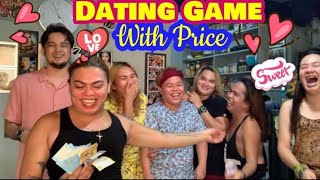 DATING GAME || JOSH PEREZ || SOCIAL CLIMBERS | BRENDA MAGE