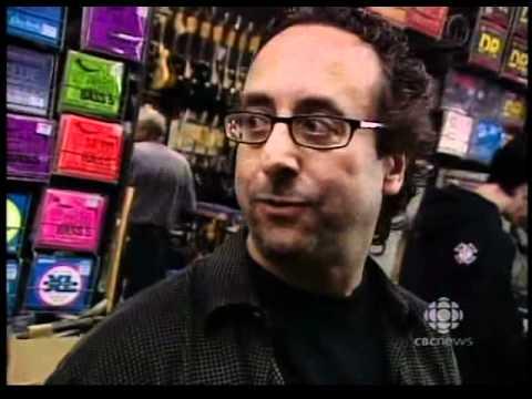 Steve's Music Store - CBC