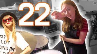 Baixar 22 - Taylor Swift - Drum Cover