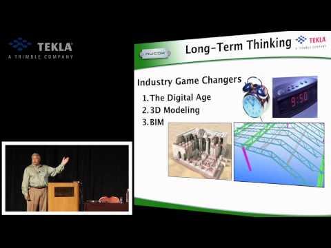 2012 Tekla North American User Meeting Keynote: Ray Napolitian
