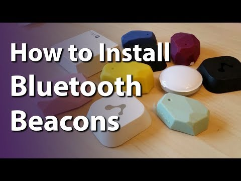 How to do accurate indoor positioning with Bluetooth beacons
