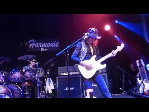 Randy Hansen's Jimi Hendrix Revolution 2016 - 1983 (A merman I should turn to be)
