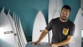 superbrand dion agius craft    surfboard