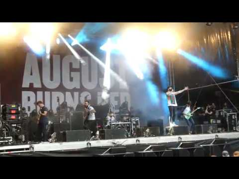 August Burns Red - Invisible Enemy - live...