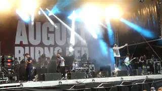 August Burns Red - Invisible Enemy - live @ Earshakerday in Pratteln 21.08.2017