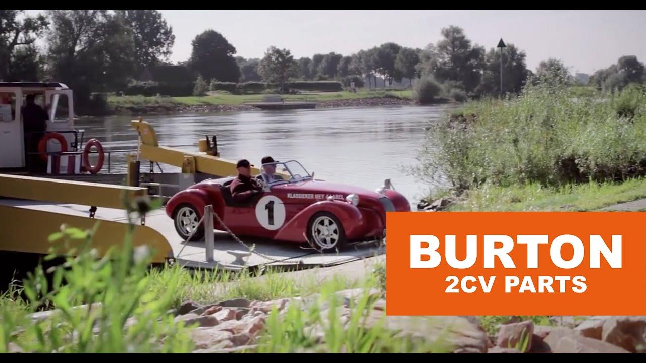 Burton Car Company Driving Experience Youtube