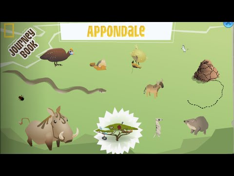 Appondale – Animal Jam Journey Book Cheat Guide