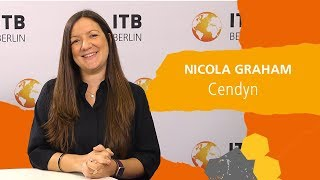 ITB eTravel Lab 2019: Nicola Graham about Data Science for the hospitality industry