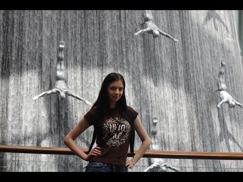 Ukrainian girl in Dubai. Impressive things. VLOG