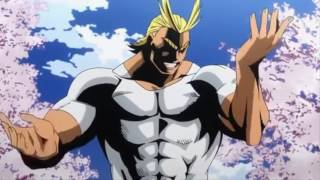 All Might Shows Off to Deku (Parody)