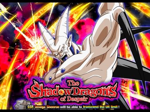 Dragon Ball Z Dokkan Battle - Shadow Dragons of Despair - Budget Mono STR Team - No Stones