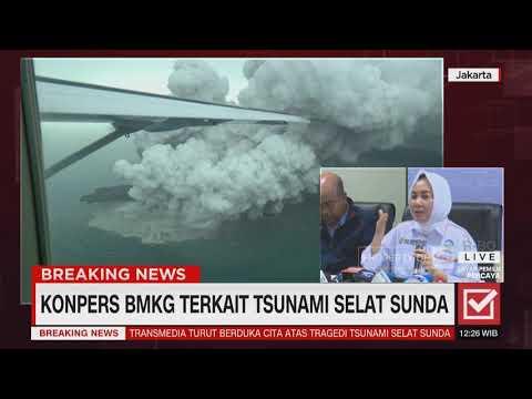 BMKG Bicara Soal Penyebab Tsunami di Selat Sunda Mp3