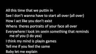 K.Michelle Fallin Lyrics