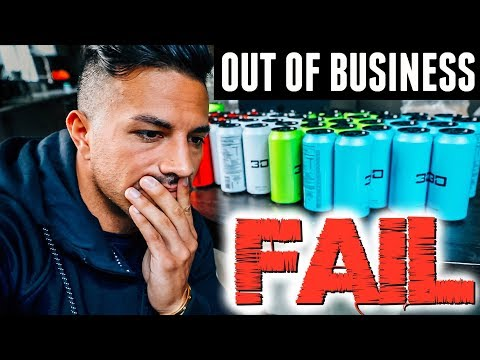 Why I'm Discontinuing My Company.. The Truth About Up Energy
