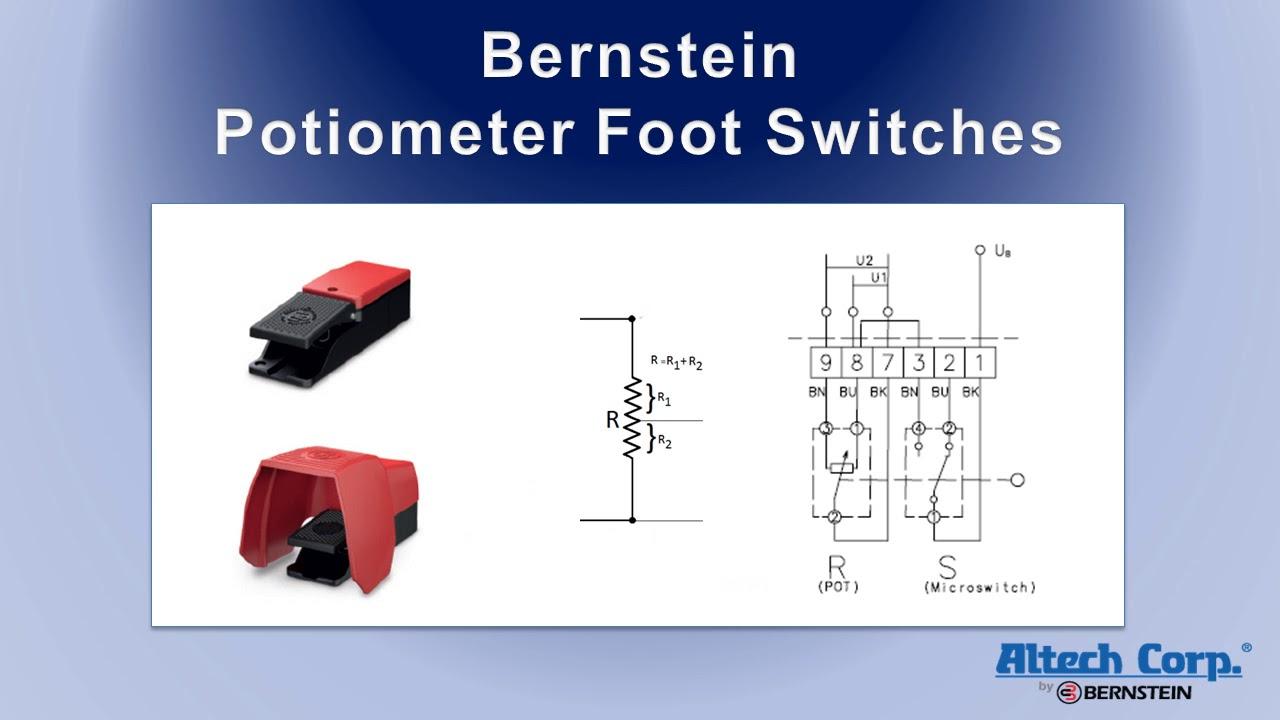 [GJFJ_338]  Industrial Foot Switches - YouTube   Industrial Foot Switch Wiring Diagrams      YouTube