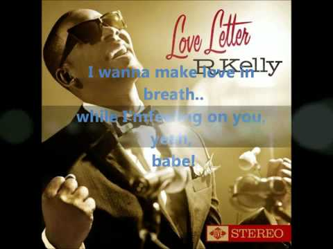 R Kelly  Lost In Your Love + Lyrics! HQ   YouTube