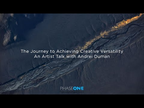 Education | The Journey to Achieving Creative Versatility with Andrei Duman | Phase One