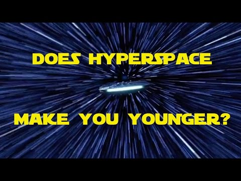 Does Hyperspace Make You Younger?  Make it Work#5