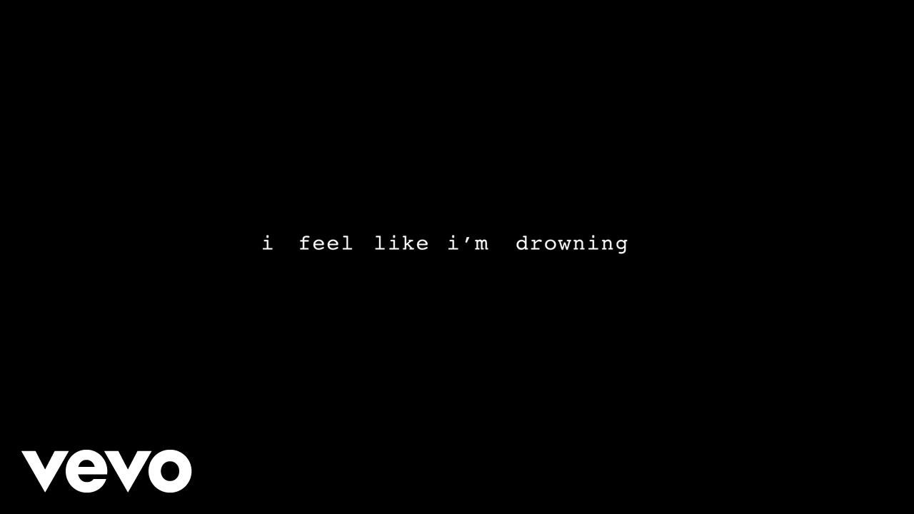 Two Feet - I Feel Like I'm Drowning (Lyric Video)