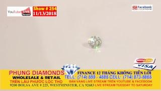 Phung Diamonds Live #254
